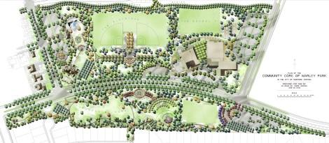 Regional Park Design