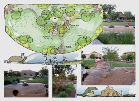 Design and Built Form, Critter Park, Verrado